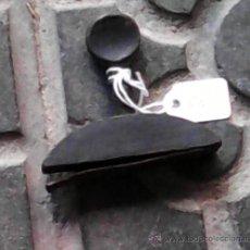Antigüedades: PEQUEÑO TAMPÓN DE MADERA. Lote 42222804