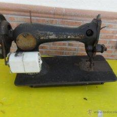 Antigüedades: CABEZA DE MAQUINA DE COSER ANTIGUA. Lote 42303229