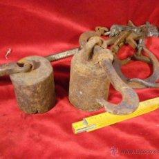Antigüedades: ROMANA CON DECORACIONES. Lote 42324249