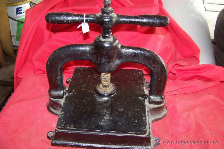 Antigüedades: prensa - Foto 2 - 42545670