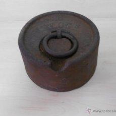 Antigüedades: ANTIGUA PESA DE 20 KILOS. Lote 42575466