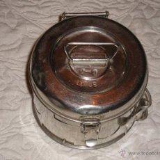 Antigüedades: AUTOCLAVE CILINDRICO DE PRINCIPIOS DEL SIGLO XX. Lote 42578254