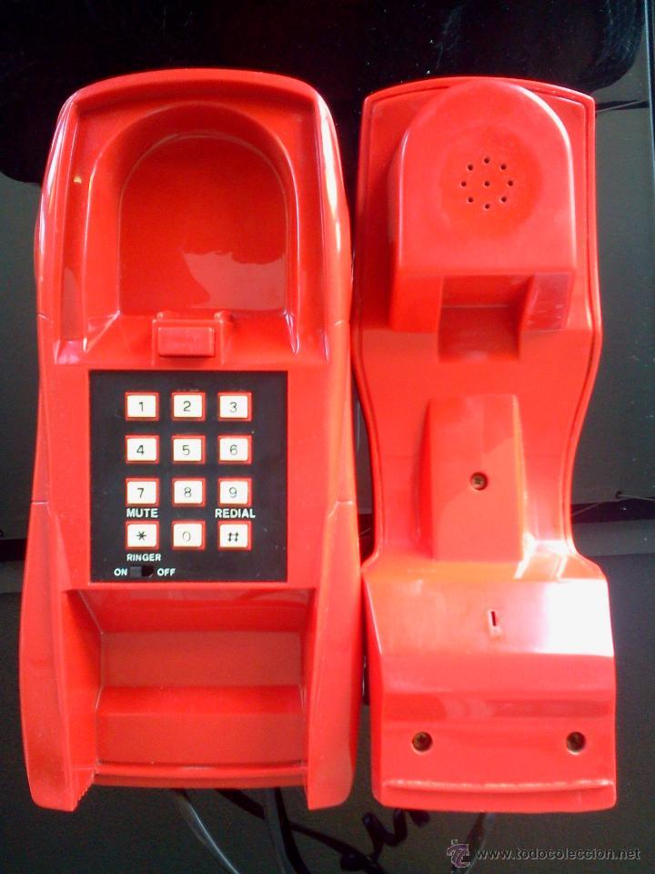 Teléfonos: TELEFONO EN FORMA DE COCHE (FERRARI) - Foto 3 - 42622416
