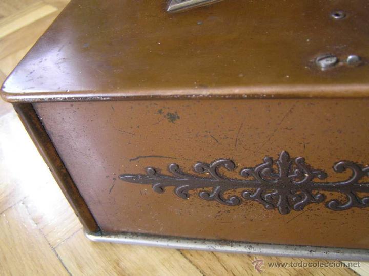 Antigüedades: ANTIGUA CALCULADORA COMPTOMETER FELT & TARRANT MFG. CO CHICAGO DE LOS AÑOS 20 COMPTOMETRO CALCULATOR - Foto 23 - 42802627