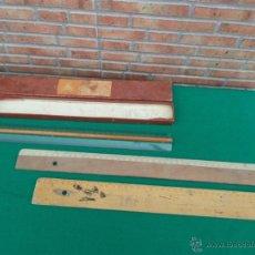 Antigüedades: 3 REGLA DE CALCULO. Lote 42807190