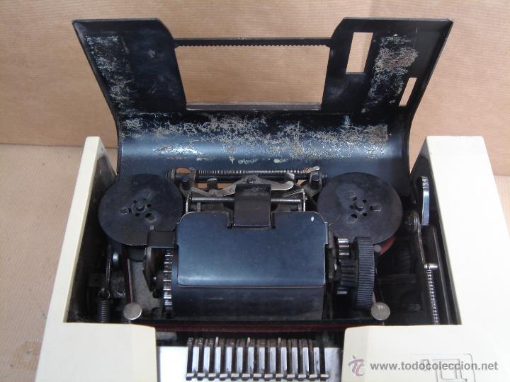 Antigüedades: ANTIGUA CALCULADORA OLIVETTI - ELECTROSUMA 20 IMPRESORA - MADE IN SPAIN AÑOS 60 - SUMADORA multisuma - Foto 3 - 42824226