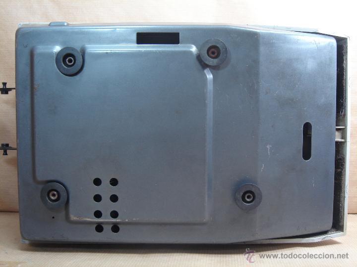 Antigüedades: ANTIGUA CALCULADORA OLIVETTI - ELECTROSUMA 20 IMPRESORA - MADE IN SPAIN AÑOS 60 - SUMADORA multisuma - Foto 11 - 42824226