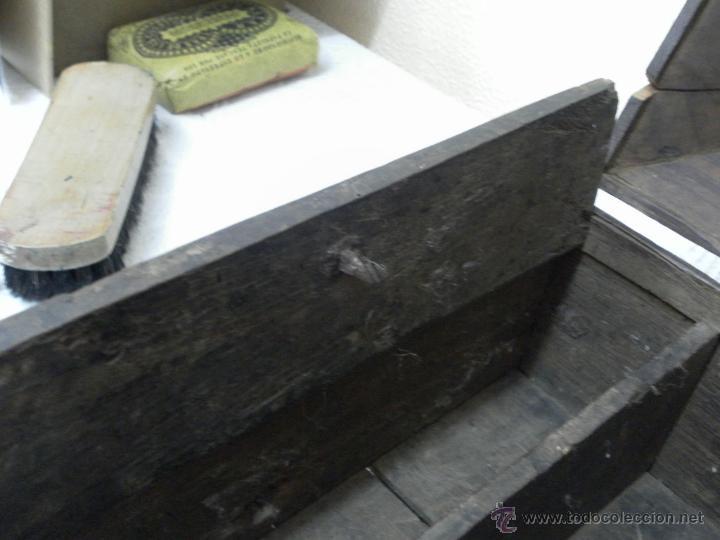 Antigüedades: Caja con Herrajes. Siglo XV / XVI. - Foto 16 - 42853211
