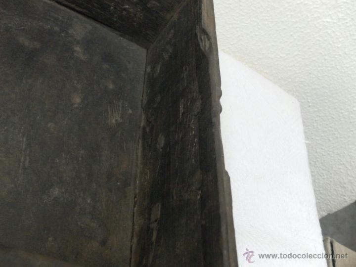 Antigüedades: Caja con Herrajes. Siglo XV / XVI. - Foto 17 - 42853211