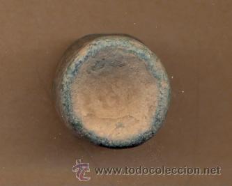 Antigüedades: BRO 62 - PONDERAL O PESO - posiblemente Bizantino o romano MEDIDAS 25 X 20 X 20 MM PESO SOBRE 58 - Foto 3 - 42939724