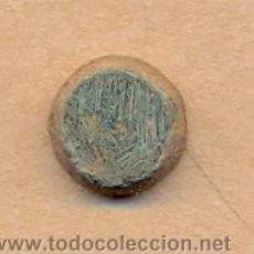 Antigüedades: BRO 65 - PONDERAL O PESO - POSIBLEMENTE MEDIAVAL MEDIDAS SOBRE 10 X 13 X 4 MM PESO SOBRE 1 GRAMO. Lote 42941949