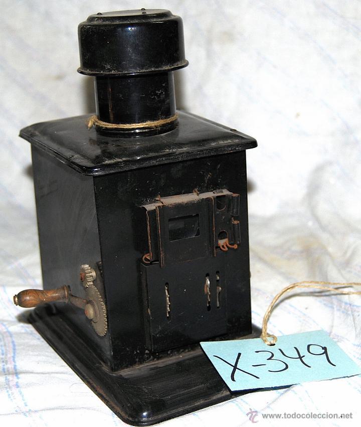 Antigüedades: Linterna mágica LAMPIERE- CINEMA, finales siglo XIX principios del siglo XX - XXX 349 - Foto 5 - 42965030