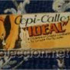 Antigüedades: ANTIGUA CUCHILLA PARA LOS CALLOS CEPICALLOS,MARCA IDEAL.NUEVA Y EN SU CAJA ORIGINAL.. Lote 42981325
