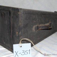 Antigüedades: AMPLIADORA FOTOGRÁFICA DE MANO MARCA ICA AKT-GES - 351. Lote 43034721