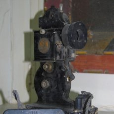 Antigüedades: PROYECTOR CINEMATOGRÁFICO PATHE-BABY - 109. Lote 43043213