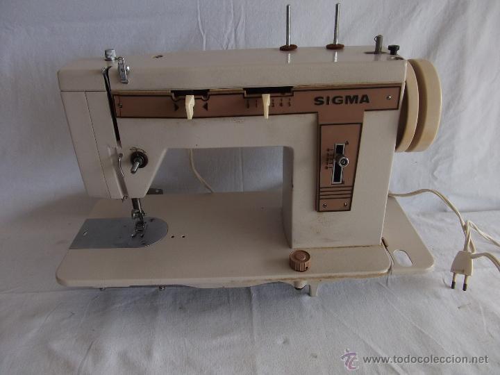 maquina de coser sigma 161 manual y electrica - Comprar