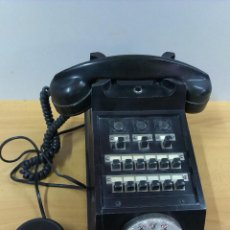 Teléfonos: TELEFONO CENTRALITA DE BAQUELITA FABRICADO EN FRANCIA . Lote 43074114