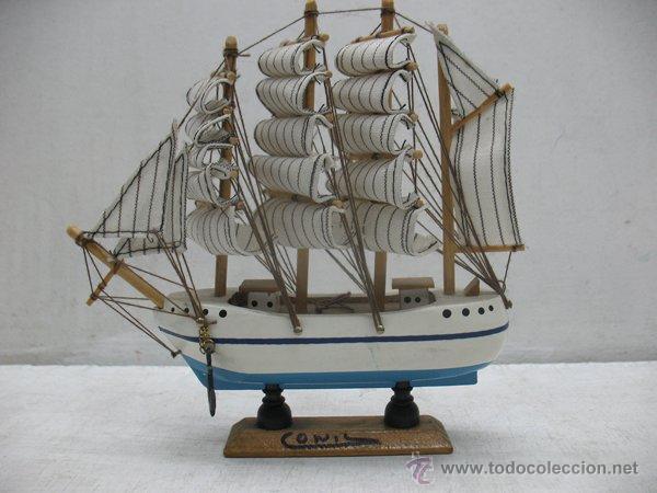 conil barco de madera para decorar antigedades antigedades tcnicas marinas y navales