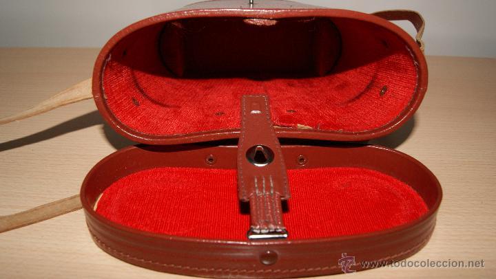 Antigüedades: Antiguo Binocular APOLLO 16x50 ZCF prismaticos nº4219 Japan 3,5º 61 m a 1000 m - Foto 11 - 43117498