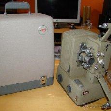 Antigüedades: ANTIGUO PROYECTOR 8 MM ELMO F-80. Lote 43297923