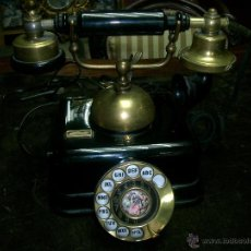 Teléfonos: TELÉFONO STANDARD ELÉCTRICA DE LA COMPAÑÍA NACIONAL DE TELÉFONOS DE ESPAÑA.. Lote 43358413