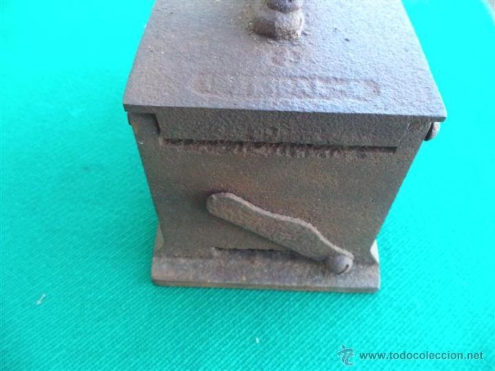 Antigüedades: plancha de carbon antigua - Foto 3 - 43375877