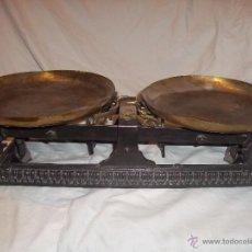 Antigüedades: PRECIOSAS BALANZAS ANTIGUAS. Lote 43386735