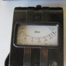 Antigüedades: MATERIAL ELECTRICO HARTMANN. & MILDNER. Lote 43502039