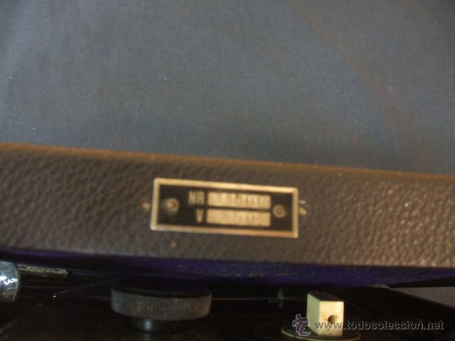 Antigüedades: ANTIGUO MALETIN PORTATIL DE ELECTROTERAPIA - ¿AÑOS 20-30? - Foto 14 - 43541380