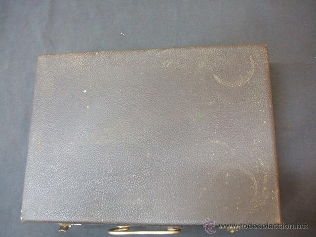 Antigüedades: ANTIGUO MALETIN PORTATIL DE ELECTROTERAPIA - ¿AÑOS 20-30? - Foto 15 - 43541380