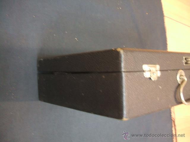 Antigüedades: ANTIGUO MALETIN PORTATIL DE ELECTROTERAPIA - ¿AÑOS 20-30? - Foto 20 - 43541380