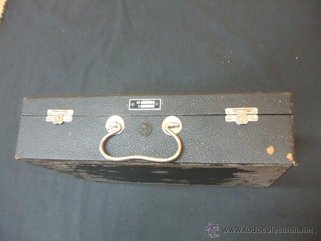 Antigüedades: ANTIGUO MALETIN PORTATIL DE ELECTROTERAPIA - ¿AÑOS 20-30? - Foto 22 - 43541380