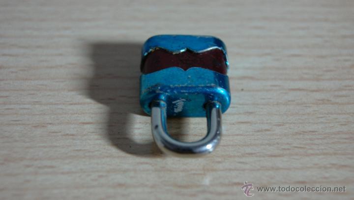 Antigüedades: Pequeño candado - Foto 4 - 43572633