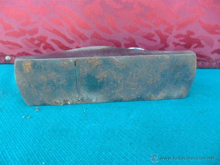 Antigüedades: cepillo de carpintero de hierro - Foto 3 - 43626947