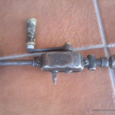 Antigüedades: ANTIGUO TALADRO MANUAL. MARCA ALCYON. . Lote 43636560