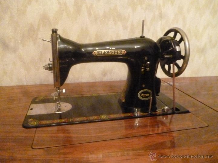 maquina de coser hexagon, de singer - Comprar Máquinas de