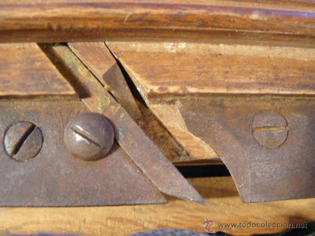 Antigüedades: CEPILLO DE CARPINTERIA - Foto 6 - 43662294