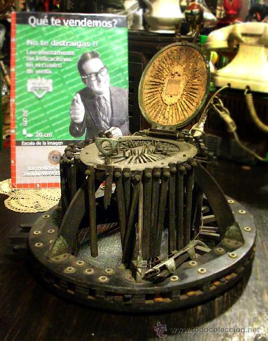 Antigüedades: ANTIGUO MOLDE FRANCES PARA SOMBREROS ALLIE MAILLARD AÑO 1800 - Foto 3 - 43662349