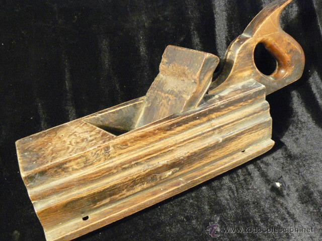 CEPILLO DE CARPINTERIA (Antigüedades - Técnicas - Herramientas Profesionales - Carpintería )