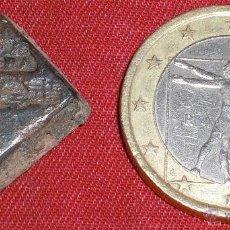 Antigüedades: ANTIGUO PONDERAL CATALAN PARA 4 ESCUDOS BARBARA. Lote 43663220