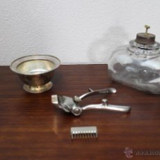 Antigüedades: UTENSILIOS DE PELUQUERÍA. Lote 43712473
