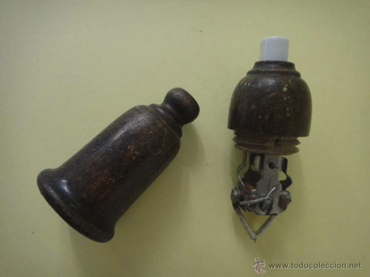 Antigüedades: INTERRUPTOR PERA - Foto 4 - 43724450