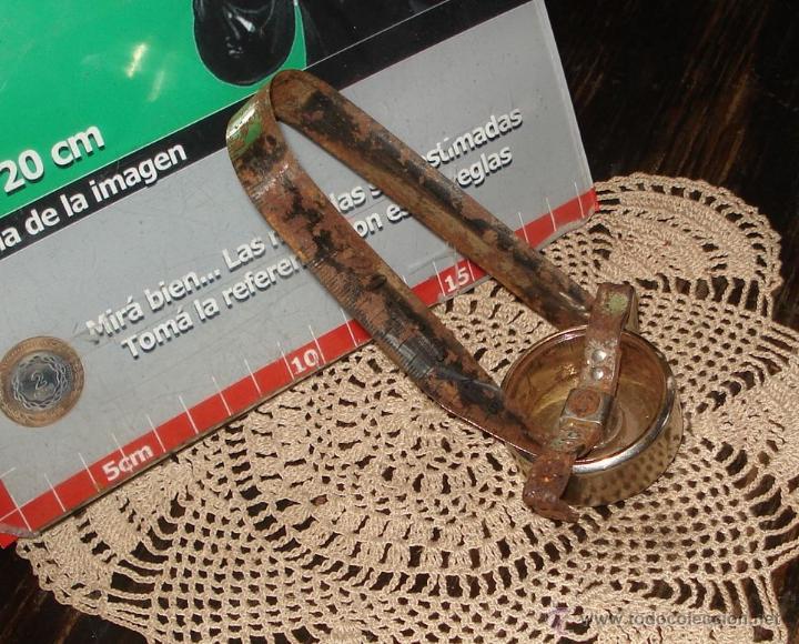 Antigüedades: Antigua Cinta Métrica Origen USA - Farrand Rapid Rule - -Farrand Berlin N.H.- Circa 1920 - Foto 3 - 43813263