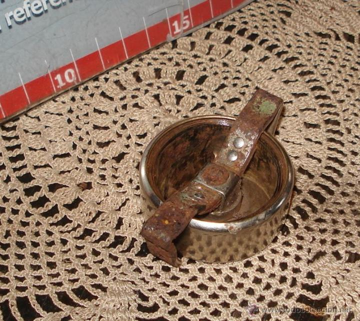 Antigüedades: Antigua Cinta Métrica Origen USA - Farrand Rapid Rule - -Farrand Berlin N.H.- Circa 1920 - Foto 7 - 43813263