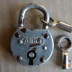 Antigüedades: ANTIGUO CANDADO ABUS . Lote 43824473