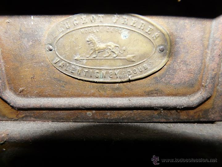 Antigüedades: MOLINILLO DE CAFÉ PEUGEOT - XXX 951 - Foto 2 - 43842824