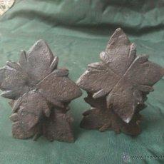 Antigüedades: 4 CLAVOS. Lote 43849635