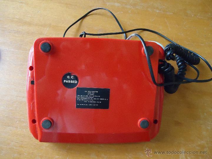 Teléfonos: precioso telefono rojo funcionando - Foto 8 - 43972694