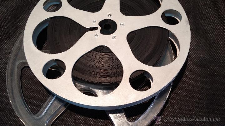 Antigüedades: Proyector de cine, muy antiguo, de origen checoslovaco, con maletín original, aceitera original,.... - Foto 58 - 44027361