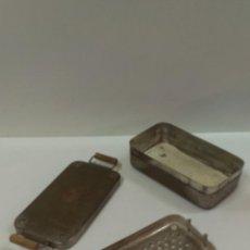 Antigüedades: ESTERILIZADOR ANTIGUO PARA INSTRUMENTAL MEDICO. Lote 44041233